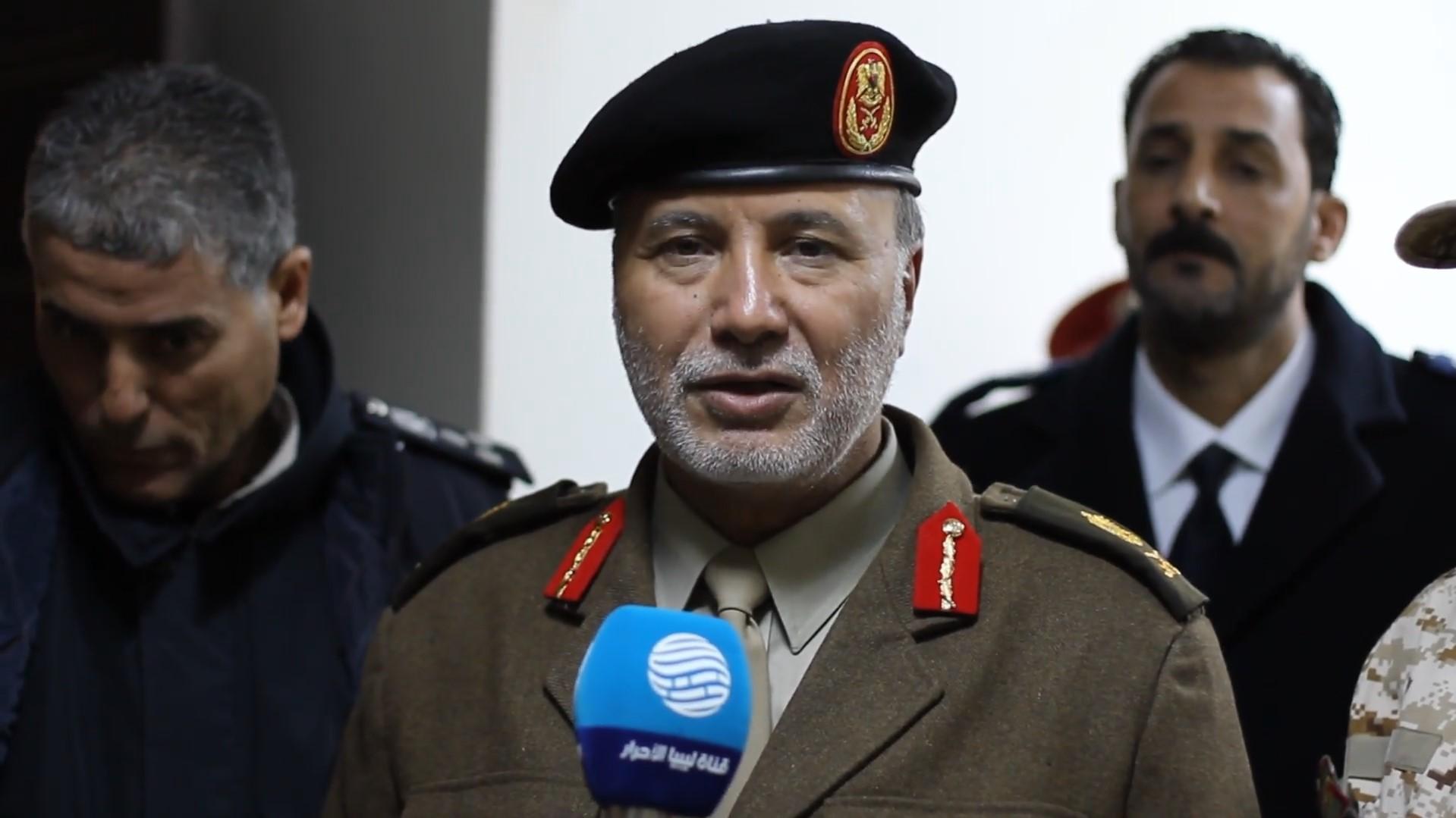 Image result for اللواء اسامة الجويلي