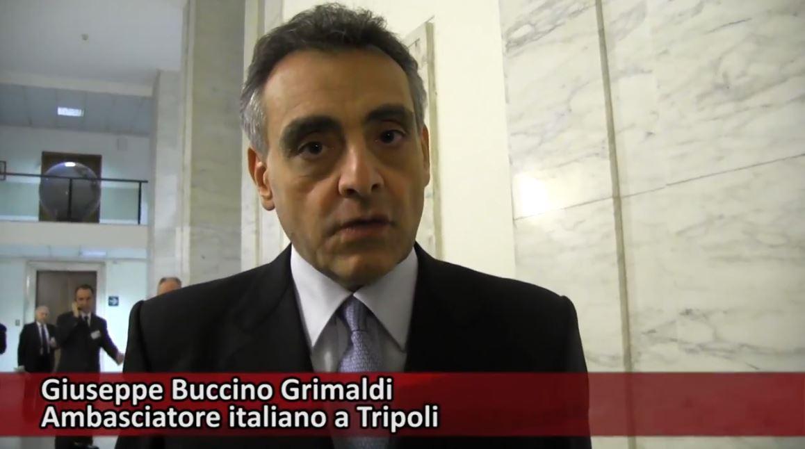 "إيطاليا تسمي سفيرا جديدا لدى ليبيا خلفا لــ""بيروني"""