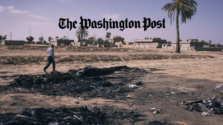 الواشنطن بوست: طائرات الإمارات تقتل مدنيي ليبيا وتغذي الحرب