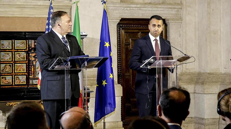 تأكيد إيطالي أمريكي على الحاجة لهدنة إنسانية في ليبيا